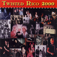 Twisted Rico 2000 CD Cover